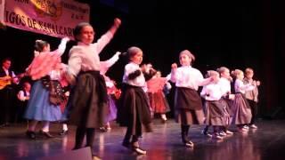 XVII FESTIVAL FOLCLÓRICO INFANTIL NAVALCARNERO