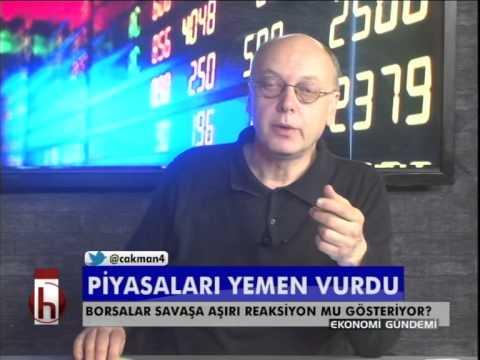 Dr. Cüneyt Akman'la Ekonomi: Piyasalar savaşa aşırı tepki mi verdi?