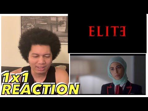 Elite 1x1 REACTION | Season 1 Episode 1