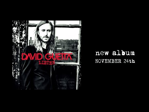 David Guetta - Listen, Behind the Album (2014)