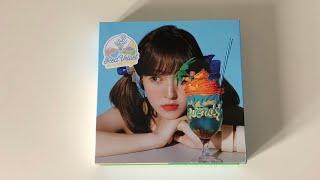 Unboxing // Red Velvet 2nd Summer Mini Album 여름 미니앨범 // Summer Magic (Limited Edition)