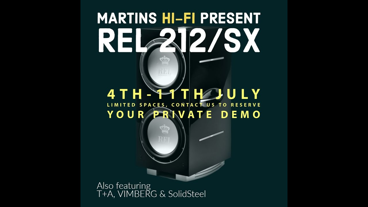 Preview image - REL 212/SX Event