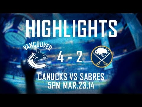 Canucks - Zack Kassian leads the charge with 4 assists against his former team as the Canucks defeat the Sabres 4-2 and make it 2 home wins in a row. Subscribe to the ...