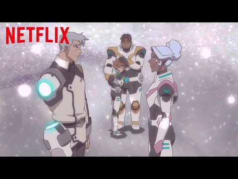Allura's Goodbye | Voltron: Legendary Defender | Netflix Futures