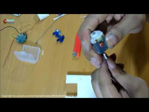 Video How to Make an Electric Boat WITH REMOTE CONTROL   Hovercraft   Easy Way  641 BY creativity entertai download in MP3, 3GP, MP4, WEBM, AVI, FLV January 2017