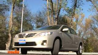 Test Toyota Corolla 2011