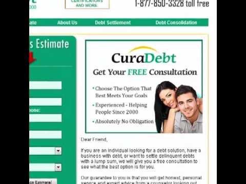CuraDebt Reviews   Complaints   Scam   Consumer Feedback