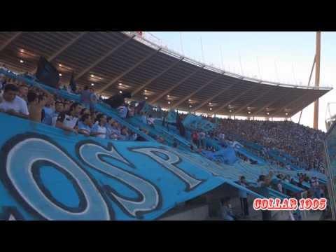 """Video - TEMA DE LA HINCHADA """"PAISAJE"""" + """"TE QUIERO"""",TORNEO FINAL 2014 VS OLIMPO - Los Piratas Celestes de Alberdi - Belgrano - Argentina"""