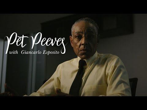 Pet Peeves with Giancarlo Esposito and Gus Fring