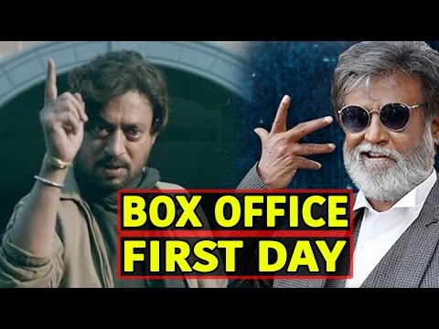Kabali Or Madaari: Who Won The First Day Collectio