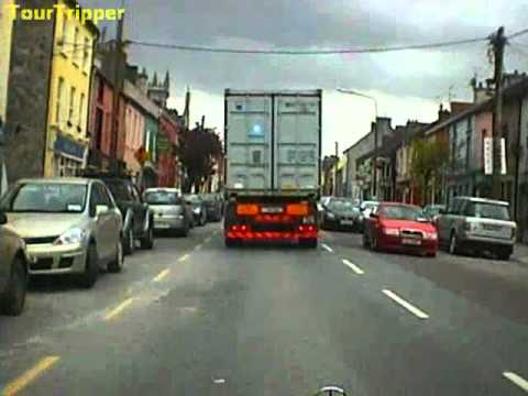 Buttevant - Drive through video of Buttevant, Co. Cork, http://www.vidireland.com.