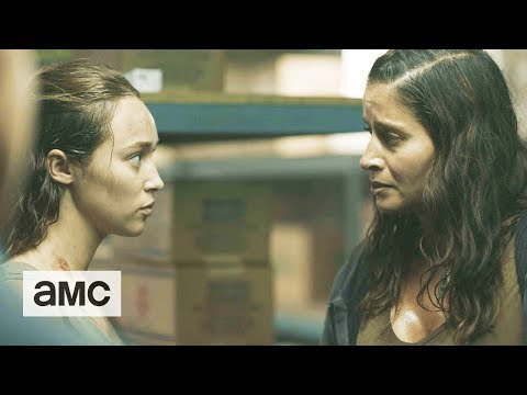 Fear the Walking Dead 3.13 Clip 'Let's Get This Over With'