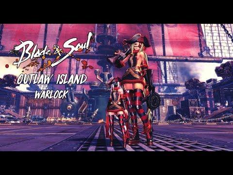 [Blade and Soul NA] Warlock | Outlaw Island Guide/Tips