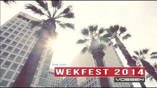 WEKFEST San Francisco 2014 video Vossen Wheels