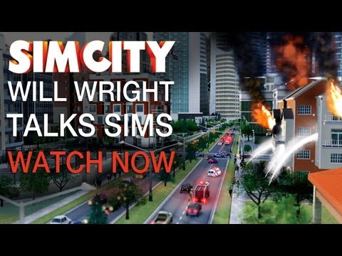 Series Creator Will Wright Reveals Opinion on SimCity Reboot