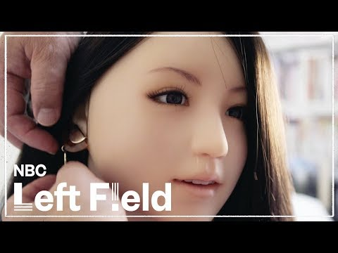 Dating A Love Doll In Japan | NBC Left Field (видео)