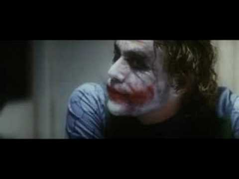 dark knight - Heath Ledger's performance as Joker in 
