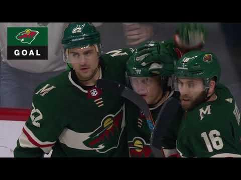 Video: Colorado Avalanche vs Minnesota Wild   NHL   OCT-27-2018   21:00 EST