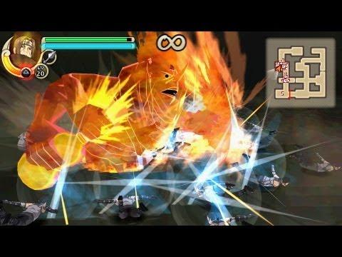 Naruto Shippuden: Ultimate Ninja Impact Kicks Butt