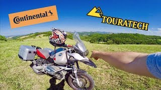 3. My BMW GS 1150 ADVENTURE - My Opinion, Special Touratech Parts & Overview (ENG.SUBS)