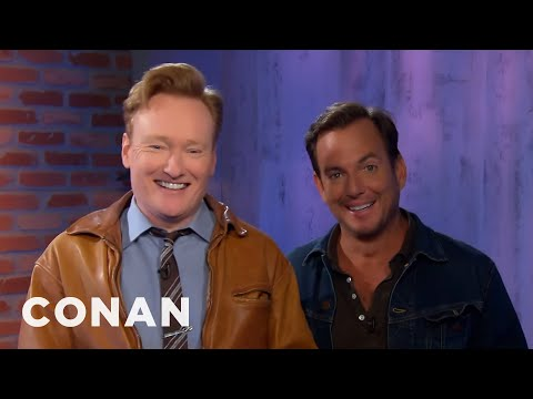Clueless Gamer Conan O Brien Plays Arms With Will
