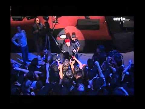 Cabezones video Globo - CM Vivo 16/07/08