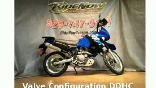 8. 2009 Kawasaki KLR 650 - Features