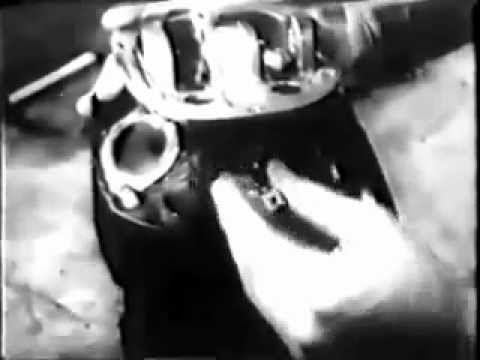 Removing And Inspecting Cylinders – Aircraft Power Plant Maintenance (1945)