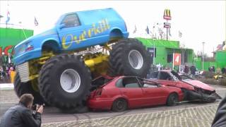 Halle an der Saale Germany  city images : Stunt Show mit den Korth Brothers in Halle (Saale) [Germany]
