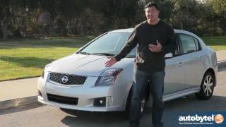 2012 Nissan Sentra Test Drive&Car Review