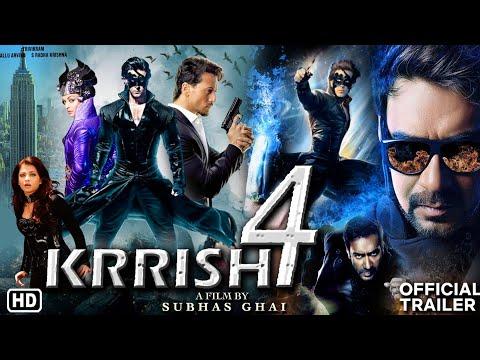 Krrish 4 Movie Official trailer 2020 Ajay Devgan, Hrithik Roshan, Aishwarya Rai, tiger Shroff