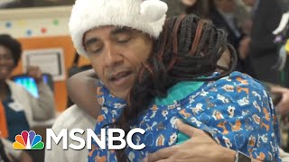 Matthews: Barack Obama Reminded Me Of Humanity And Joy In This Country | Hardball | MSNBC