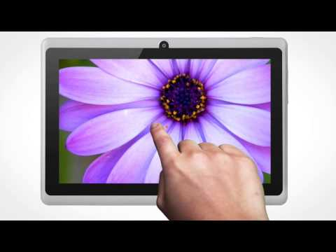 iRola DX758 7inch Quad-Core Android 4.4 Tablet
