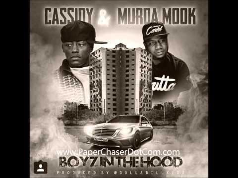 cassidy - Cassidy teams up with Murder Mook for a new song entitled