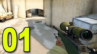 Download Lagu CS:GO - Part 1 - First Game (CounterStrike: Global Offensive Gameplay) Mp3