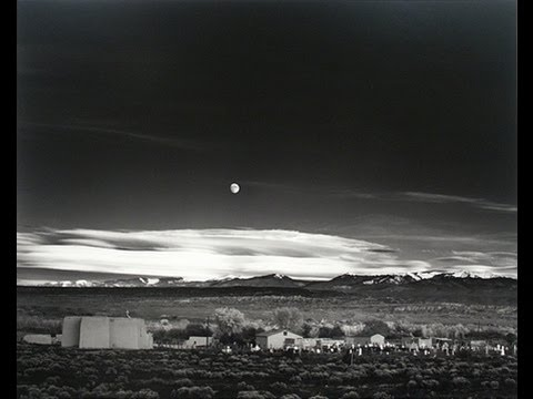 "How Ansel Adams Captured ""Moonrise Hernandez"""