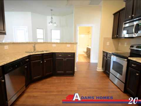 Bryerstone in Angier NC New Homes Floor Plans by Adams Homes RDU