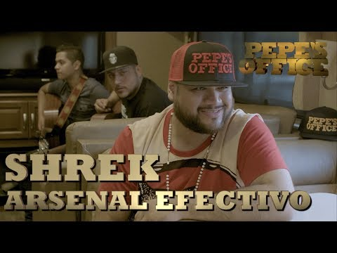SHREK DE ARSENAL EFECTIVO EN EXCLUSIVA - Pepe's Office - Thumbnail