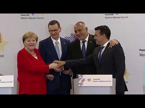 Διαφωνία Μέρκελ-Μακρόν για τα Δυτικά Βαλκάνια