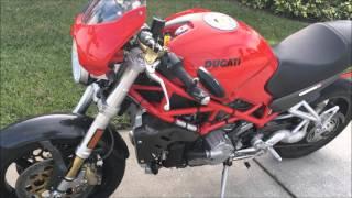 4. ---------- 2006 Ducati Monster S4R -------------