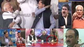 Best of Pakistani Politicians FIGHTING and ABUSING on LIVE TV! (Part 2) | PakiXah