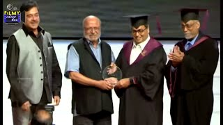 Shatrughan Sinha, Shyam Benegal, & Subhash Ghai Attend 10th Convocation Ceremony Of WWI#celebs #stars #entertainmentSUBSCRIBE OUR CHANNEL FOR REGULAR UPDATES: http://www.youtube.com/subscription_center?add_user=GetinfotainmentLike us on Facebook:www.facebook.com/FirstFrameFilmsFollow us on Twitter:www.twitter.com/FirstFrameFilms