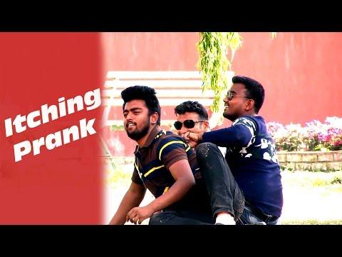 (Nepali Prank - Itching Prank - Duration: 9 minutes, 12 seconds.)
