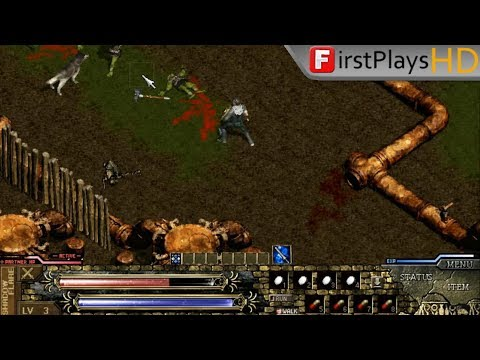 ShadowFlare (2002) - PC Gameplay / Win 10