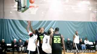 Isaiah Austin - 2012 McDonald's All-American Game Interview & Practice Highlights