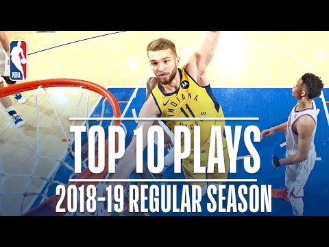 Video: Domantas Sabonis' Top 10 Plays of the 2018-19 Regular Season