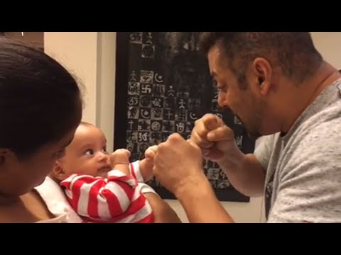 Salman Khan's CUTE Sultan Fight With Arpita Khan's