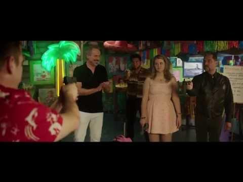 Improvised jokes between Jillian Bell & Jonah Hill in 22 Jump Street. Jillian Bell should be in more movies.