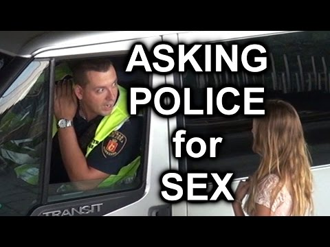 Asking Police For Sex SA Wardega