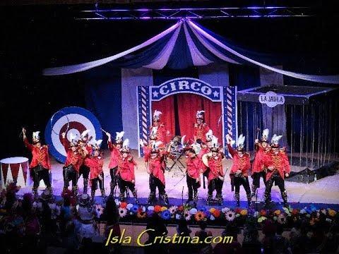"Comparsa ""La Jaula"" Carnaval de Isla Cristina 2019"